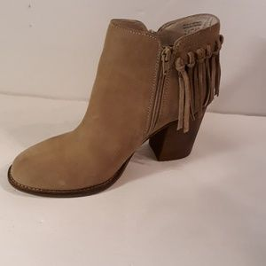 Also suede ankle boot